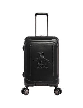 "Clive 21"" Expandable Hardside Carry On Spinner Luggage by Original Penguin"