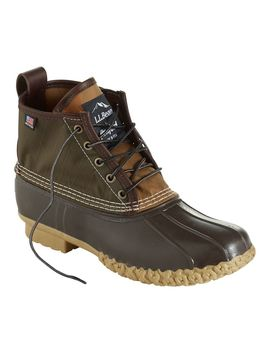 "Men's Small Batch L.L.Bean Boot, Flowfold 6"" by L.L.Bean"