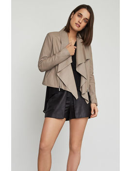 Kennedy Drape Jacket by Bcbgmaxazria