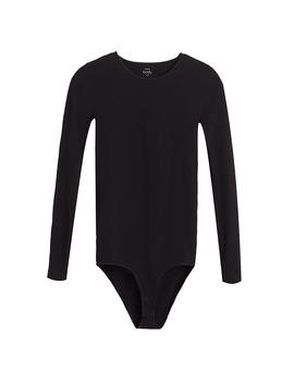 Seamless Long Sleeve Bodysuit by Cuyana
