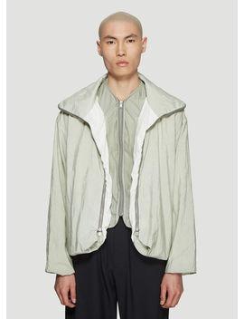 Suez Gd Zip Jacket In Khaki by Jil Sander