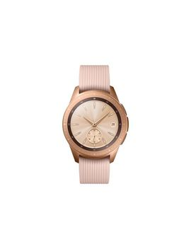 Samsung Galaxy Watch 42mm Smartwatch With Heart Rate Monitor Rose Gold by Samsung