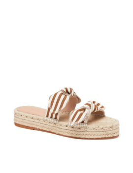 Daisy Two Bow Espadrille Platform Sandal by Loeffler Randall