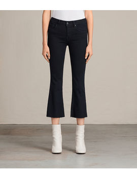 Heidi Cropped Flare by Allsaints