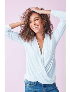 Erika Long Sleeve Top by Stella&Dot