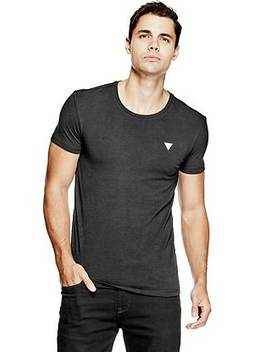 Short Sleeve Crewneck Tee by Guess