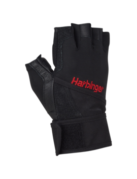 Harbinger Pro Wristwrap Glove by Harbinger