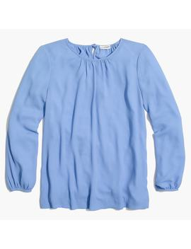 Long Sleeve Top by J.Crew