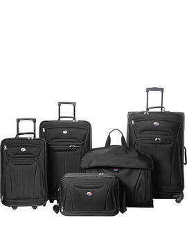 Wakefield 5 Piece Luggage Set   E Bags Exclusive by American Tourister