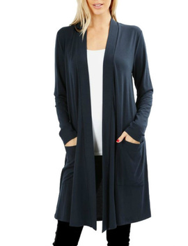 Slouchy Pocket Cardigan by Modern Emporium, Dallas