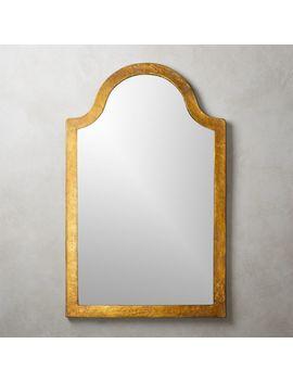 Palmetto Arch Mirror by Crate&Barrel