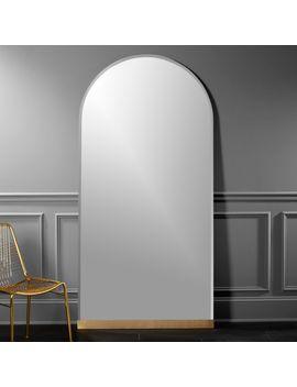 "Gloss Floor Mirror 39""X79"" by Crate&Barrel"