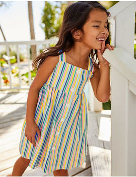 Button Front Sundress by Boden
