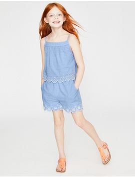 Fun Layered Romper by Boden