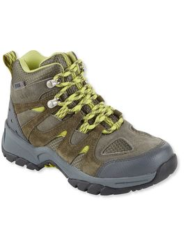 Kids' Waterproof Trail Model Hikers by L.L.Bean