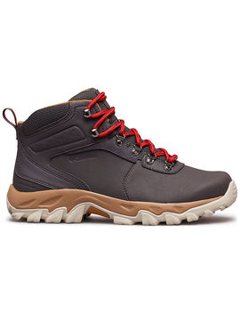 Men's Newton Ridge™ Plus Ii Waterproof Hiking Boot by Columbia Sportswear