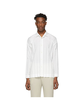 white-edge-shirt by homme-plissÉ-issey-miyake