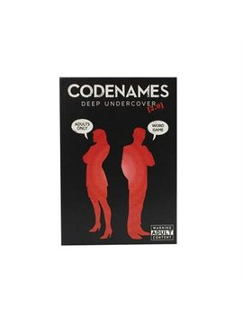 Codenames Deep Undercover by Chapters Indigo Ca