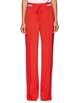 Faille Track Pants by Barneys Warehouse