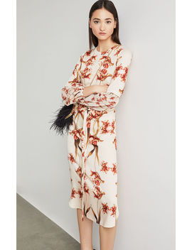 Tulip Print Shift Dress by Bcbgmaxazria