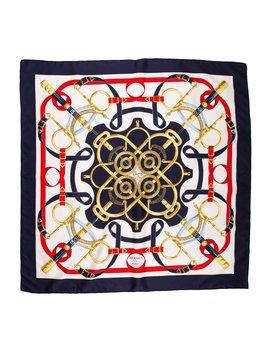 eperon-dor-silk-scarf by hermès