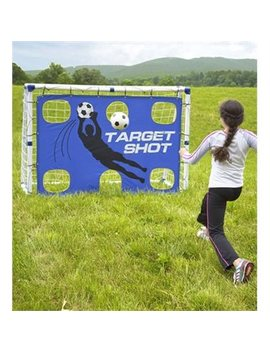 Goal For It!® 3 In 1 Soccer Trainer Goal by Hearth Song