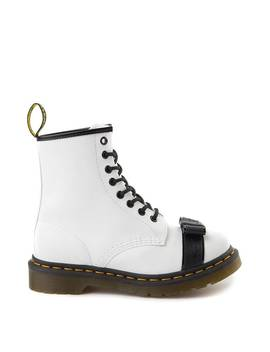 Womens Dr. Martens 1460 8 Eye Crackle Boot by Dr. Martens