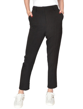 Black Trouser Pants by Vintalier, Portland