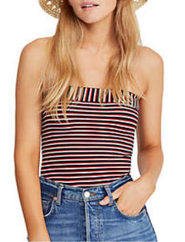 Show Me Stripe Tube Top by Free People