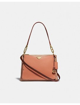 Dreamer Shoulder Bag In Colorblock by Coach