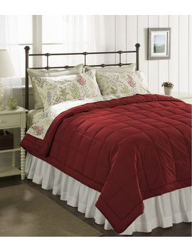 Ultrasoft Cotton Comforter by L.L.Bean