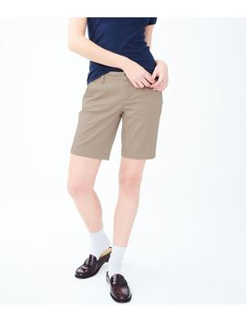 Solid Uniform Bermuda Shorts*** by Aeropostale