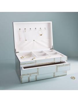 Roar + Rabbit™ Mirrored Jewelry Box by West Elm
