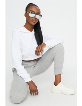 Classic High Rise Fleece Jogger by Urban Planet