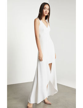 Sleeveless High Low Dress by Bcbgmaxazria