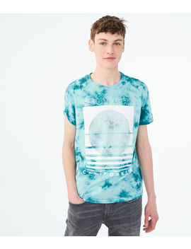 Tie Dye So Cal Graphic Tee by Aeropostale