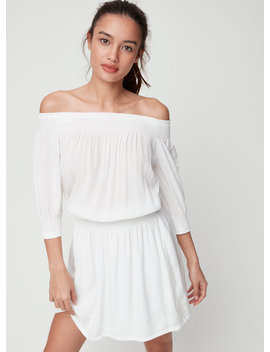 Jocasta Dress   Off The Shoulder Boho Dress by Sunday Best