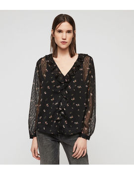 Ari Aster Top by Allsaints