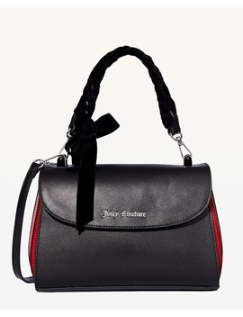Curtis Leather Crossbody Bag by Juicy Couture