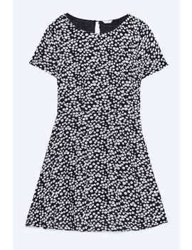 Merriden Printed Fit And Flare Dress by Jack Wills