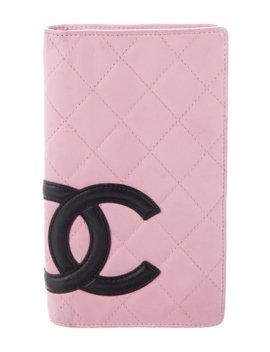 Ligne Cambon Yen Wallet by Chanel