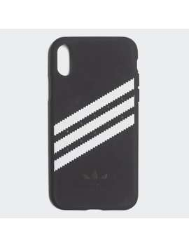 Moulded Case I Phone X Suede by Adidas