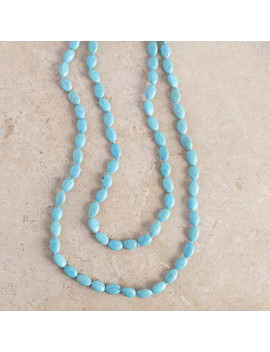 Happy Camper Turquoise Necklace by Rod's