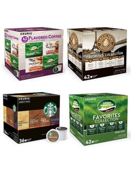Keurig® K Cup® Coffee Variety Pack Collection by Bed Bath And Beyond