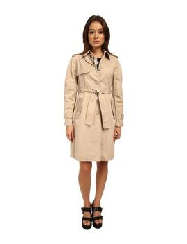 New Beige Slim Coat by Marc By Marc Jacobs