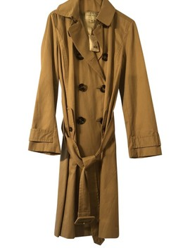 Tan Coat by Banana Republic