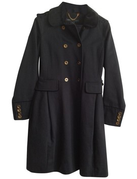 Blue Winter Collection 2010 Coat by Marc By Marc Jacobs