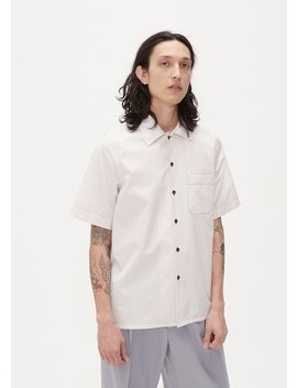 Poplin Short Sleeve Shirt by Marni