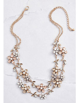 Withstanding Wow Necklace by Modcloth