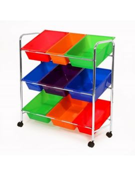 Seville Classics 9 Bin Organizer by Bed Bath And Beyond
